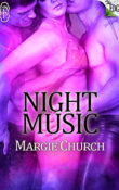 Night Music; The Edge Series by Margie Church