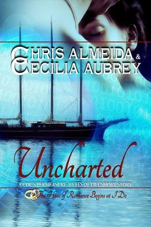 AudioBook Review:  Uncharted: Countermeasure, Bytes of Life # 1 by Chris Almeida and Cecilia Aubrey