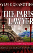 Review: The Paris Lawyer by Sylvie Granotier, with Giveaway