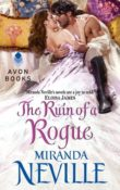 The Ruin of a Rogue by Miranda Neville ~ Excerpt, Review and Giveaway
