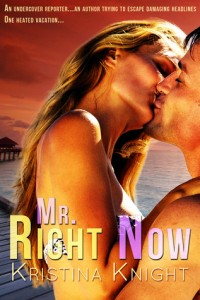 Mr. Right Now by Kristina Knight with Giveaway!
