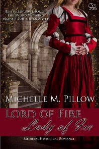 AudioBook Review: Lord of Fire, Lady of Ice by Michelle M. Pillow