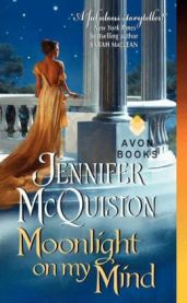 Moonlight On My Mind  by Jennifer McQuiston