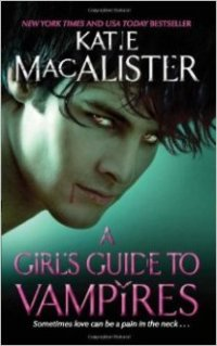 AudioBook Review A Girl's Guide to Vampires: Dark Ones #1 by Katie MacAlister