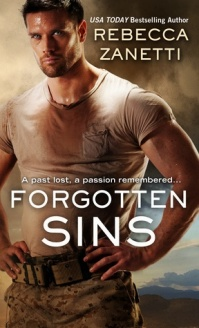 AudioBook Review: Forgotten Sins: Sin Brothers #1 by Rebecca Zanetti
