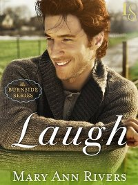 Laugh: Burnside #2 by Mary Ann Rivers with Excerpt and Giveaway