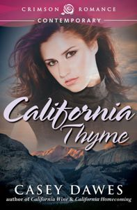 California Thyme by Casey Dawes with Giveaway