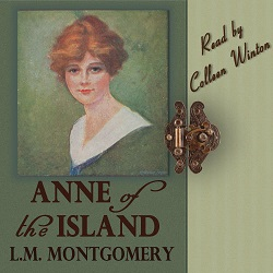 AudioBook Review Anne of the Island: Anne of Green Gables #3 by L.M. Montgomery