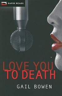 AudioBook Review: Love You to Death (Rapid Reads: Charlie D #1) by Gail Bowen