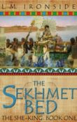 AudioBook Review The Sekhmet Bed: The She-King #1 by L.M. Ironside