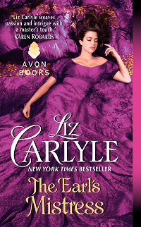 The Earl's Mistress: MacLachlan Family & Friends #10 by Liz Carlyle with Excerpt and Giveaway