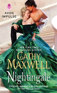 Nightingale by Cathy Maxwell with Giveaway