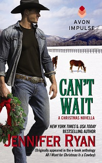 Can't Wait by Jennifer Ryan with Excerpt and Giveaway