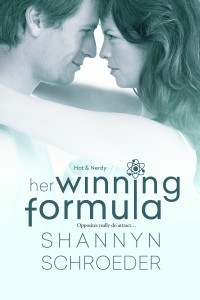 Her Winning Formula: Hot & Nerdy # 3 by Shannyn Schroeder