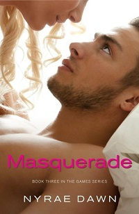 AudioBook Review: Masquerade: The Games # 3 by Nyrae Dawn
