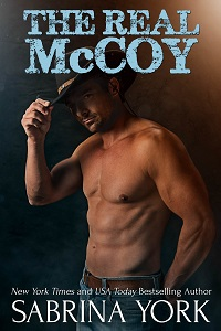 The Real McCoy by Sabrina York: Part of the Cowboy 12 Pack box set with Giveaway