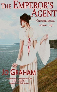 The Emperor's Agent: Numinous World #5 by Jo Graham