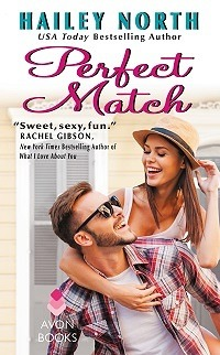 Perfect Match by Hailey North with Giveaway