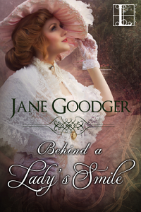 Behind a Lady's Smile: The Lost Heiresses #1 by Jane Goodger