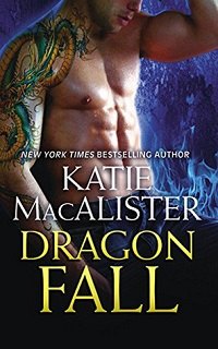 Dragon Fall: Black Dragons #1 by Katie MacAlister