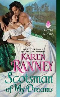 Scotsman of My Dreams: MacIain #2 by Karen Ranney with Excerpt and Giveaway