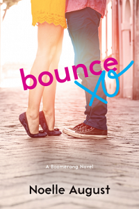Bounce: Boomerang #3 by Noelle August