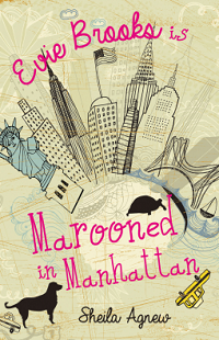 Evie Brooks is Marooned in Manhattan by Sheila Agnew