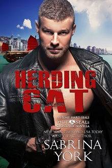 Herding Cat: Hot SEALs by Sabrina York