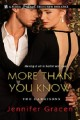 More Than You Know by Jennifer Gracen