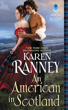 An American in Scotland: MacIain #3 by Karen Ranney with Giveaway