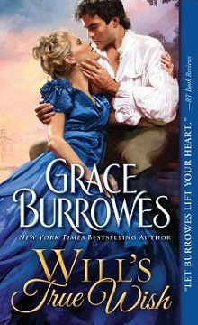 Will's True Wish: True Gentlemen #3 by Grace Burrowes