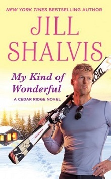 My Kind of Wonderful: Cedar Ridge #2 by Jill Shalvis ~AudioBook Review