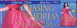 Chasing the Heiress: The Muses' Salon #2 by Rachael Miles