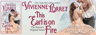 This Earl is on Fire: Season's Original #2 by Vivienne Lorret