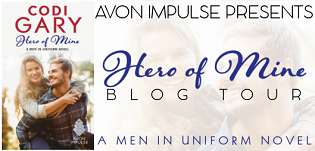 Hero of Mine: Men in Uniform #2 by Codi Gary
