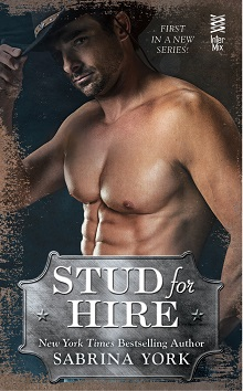 Stud for Hire by Sabrina York