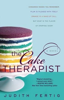 The Cake Therapist by Judith Fertig