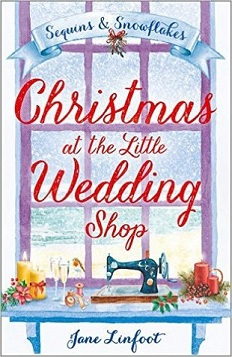 Sequins and Snowflakes: The Little Wedding Shop by the Sea #2 by Jane Linfoot