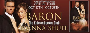 Baron: The Knickerbocker Club #2 by Joanna Shupe