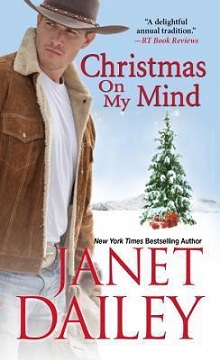 Christmas on My Mind: A Cowboy Christmas #1 by Janet Dailey