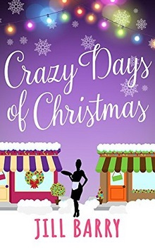 Crazy Days of Christmas by Jill Barry