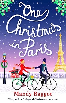 One Christmas in Paris by Mandy Baggot
