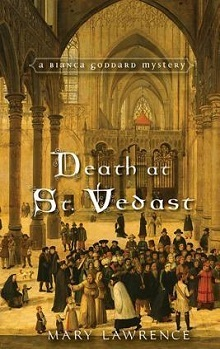 Death at St. Vedast by Mary Lawrence