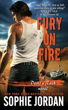 Fury on Fire by Sophie Jordan