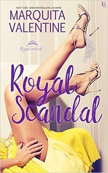 Royal Scandal by Marquita Valentine