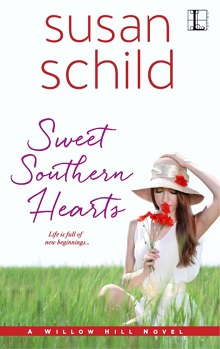 Sweet Southern Hearts by Susan Schild