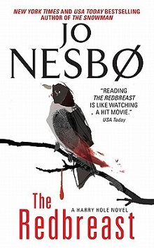The Redbreast by Jo Nesbø, Don Bartlett