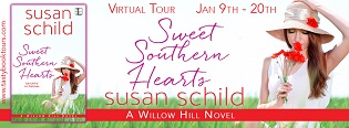 Sweet Southern Hearts: Willow Hill #3 by Susan Schild