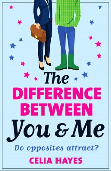 The Difference Between You & Me by Celia Hayes