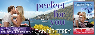 Perfect For You: Sunshine Creek Vineyard #2 by Candis Terry